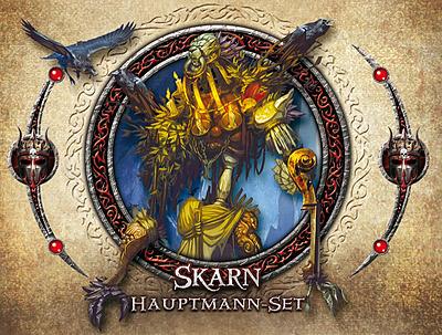 Einfach und sicher online bestellen: Descent 2. Edition Hauptmann-Set Skarn in Österreich kaufen.