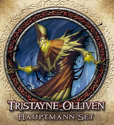 Einfach und sicher online bestellen: Descent 2. Edition Hauptmann-Set Tristayne Olliven in Österreich kaufen.