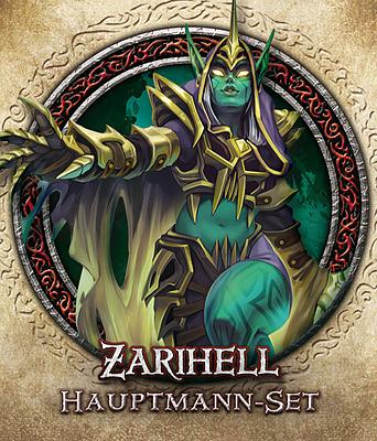 Einfach und sicher online bestellen: Descent 2. Edition Hauptmann-Set Zarihell in Österreich kaufen.