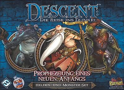 Einfach und sicher online bestellen: Descent: Prophezeiung eines neuen Anfangs in Österreich kaufen.