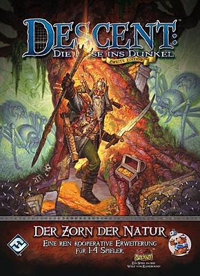 Einfach und sicher online bestellen: Descent: Zorn der Natur in Österreich kaufen.