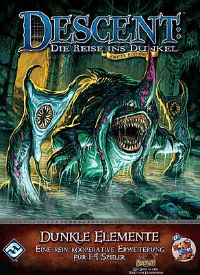 Einfach und sicher online bestellen: Descent 2. Edition: Dunkle Elemente in Österreich kaufen.