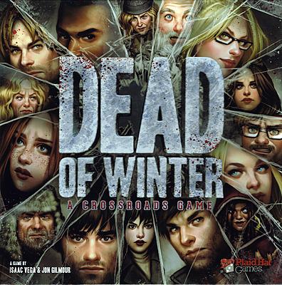 Einfach und sicher online bestellen: Dead of Winter: A Crossroads Game in Österreich kaufen.