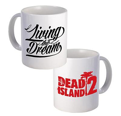 Einfach und sicher online bestellen: Dead Island 2 Tasse Living the Dream in Österreich kaufen.