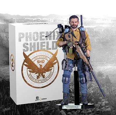 Einfach und sicher online bestellen: Tom Clancys The Division 2 Phoenix Shield CE in Österreich kaufen.