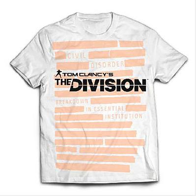 Einfach und sicher online bestellen: Tom Clancys The Division T-Shirt Breakdown XL in Österreich kaufen.
