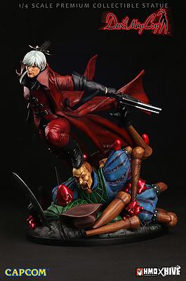 Einfach und sicher online bestellen: Devil May Cry Gaming Legends Statue Dante 1/4 in Österreich kaufen.