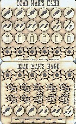 Einfach und sicher online bestellen: Dead Man's Hand Marker in Österreich kaufen.