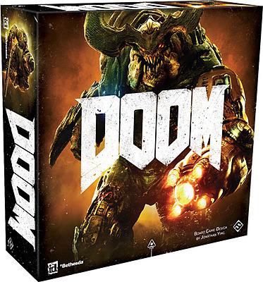 Einfach und sicher online bestellen: DOOM: The Board Game (Englisch) in Österreich kaufen.