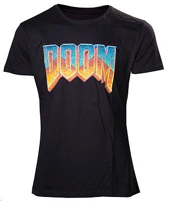 Einfach und sicher online bestellen: Doom T-Shirt XL in Österreich kaufen.