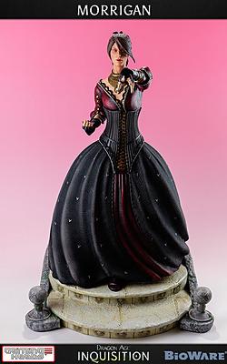 Einfach und sicher online bestellen: Dragon Age 3: Inquisition Statue Morrigan 50 cm in Österreich kaufen.