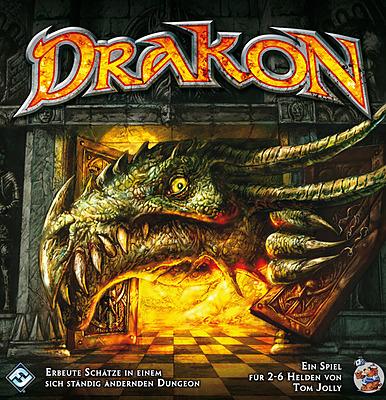 Einfach und sicher online bestellen: Drakon 4. Edition in Österreich kaufen.