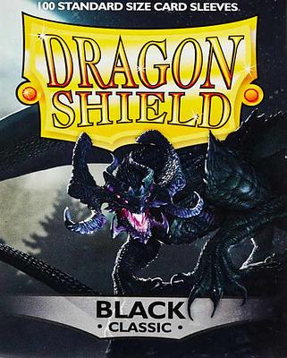 Einfach und sicher online bestellen: Dragon Shield Standard Black 10002 in Österreich kaufen.
