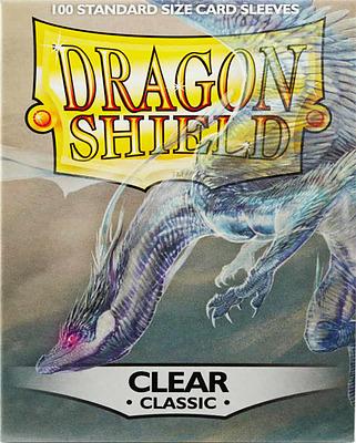 Einfach und sicher online bestellen: Dragon Shield Standard Clear 10001 in Österreich kaufen.