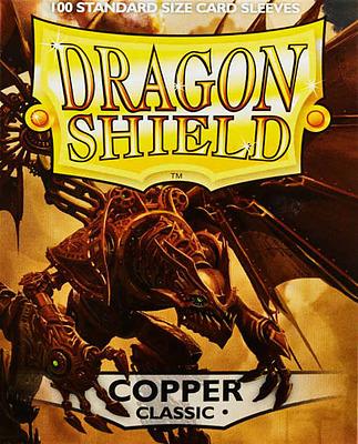 Einfach und sicher online bestellen: Dragon Shield Standard Copper 10016 in Österreich kaufen.