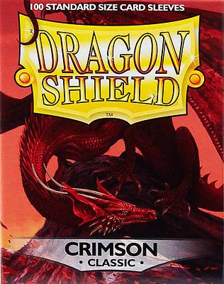 Einfach und sicher online bestellen: Dragon Shield Standard Crimson 10021 in Österreich kaufen.