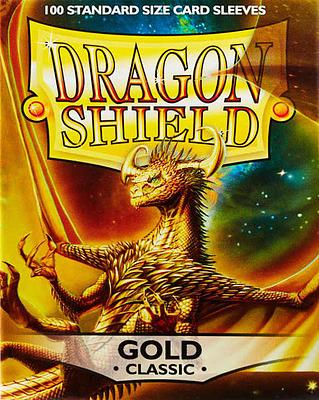 Einfach und sicher online bestellen: Dragon Shield Standard Gold 10006 in Österreich kaufen.