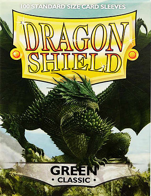 Einfach und sicher online bestellen: Dragon Shield Standard Green 10004 in Österreich kaufen.