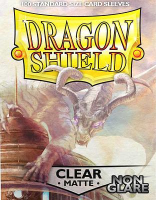 Einfach und sicher online bestellen: Dragon Shield Matte Non Glare Sleeves 11801 in Österreich kaufen.