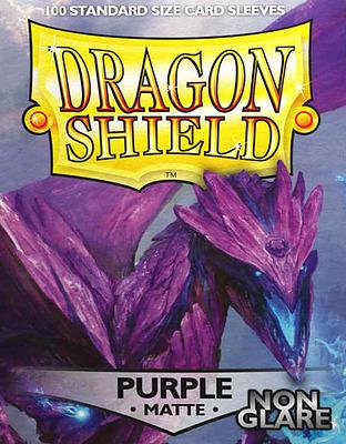 Einfach und sicher online bestellen: Dragon Shield Matte Non Glare Purple 11809 in Österreich kaufen.