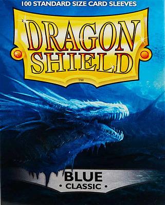 Einfach und sicher online bestellen: Dragon Shield Standard Night Blue 10042 in Österreich kaufen.