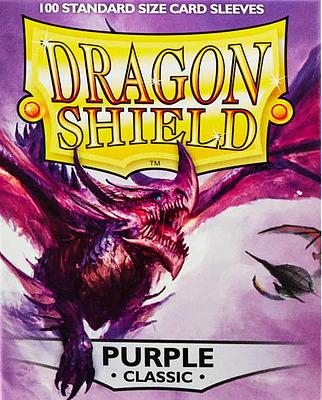 Einfach und sicher online bestellen: Dragon Shield Standard Purple 10009 in Österreich kaufen.