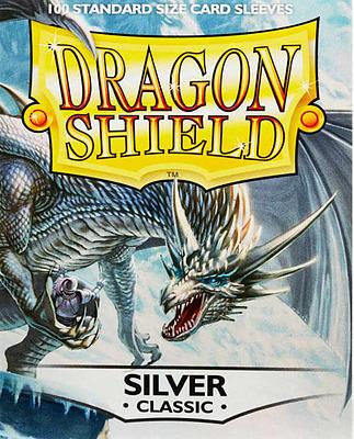 Einfach und sicher online bestellen: Dragon Shield Standard Silver 10008 in Österreich kaufen.
