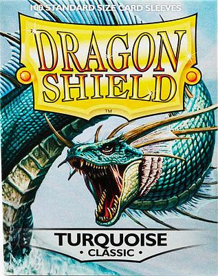 Einfach und sicher online bestellen: Dragon Shield Standard Turquoise 10015 in Österreich kaufen.