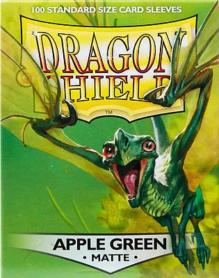 Einfach und sicher online bestellen: Dragon Shield Matte Apple Green 11018 in Österreich kaufen.