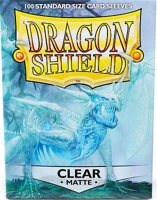 Einfach und sicher online bestellen: Dragon Shield Matte Clear 11001 in Österreich kaufen.