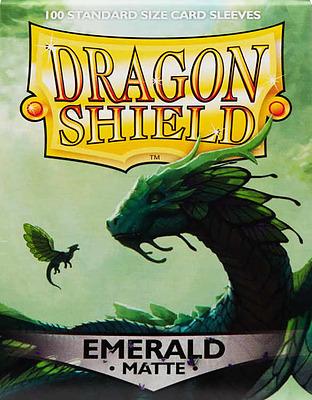 Einfach und sicher online bestellen: Dragon Shield Matte Emerald 11036 in Österreich kaufen.