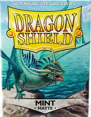 Einfach und sicher online bestellen: Dragon Shield Matte Mint 11025 in Österreich kaufen.