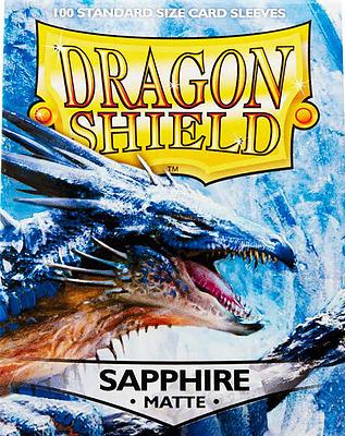Einfach und sicher online bestellen: Dragon Shield Matte Sapphire 11028 in Österreich kaufen.