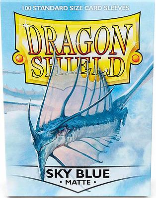 Einfach und sicher online bestellen: Dragon Shield Matte Sky Blue 11019 in Österreich kaufen.