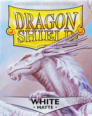 Einfach und sicher online bestellen: Dragon Shield Matte White 11008 in Österreich kaufen.