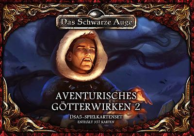 Einfach und sicher online bestellen: DSA5: Aventurisches Götterwirken 2 Karten in Österreich kaufen.