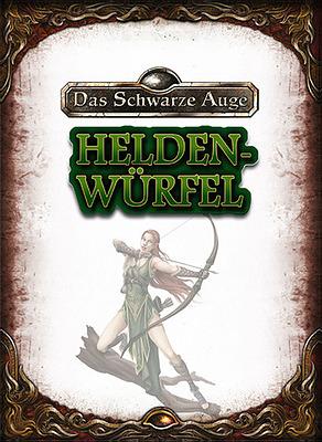 Einfach und sicher online bestellen: DSA5: Elfen Würfelset in Österreich kaufen.
