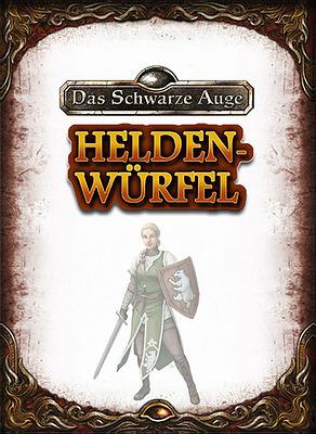 Einfach und sicher online bestellen: DSA5: Krieger Würfelset in Österreich kaufen.
