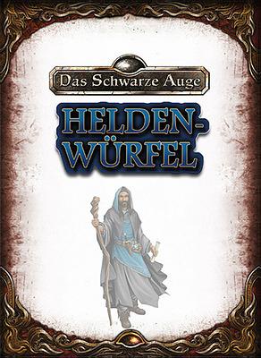 Einfach und sicher online bestellen: DSA5: Magier Würfelset in Österreich kaufen.
