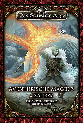 Einfach und sicher online bestellen: DSA5: Spielkartenset Magie 3 Zauber in Österreich kaufen.