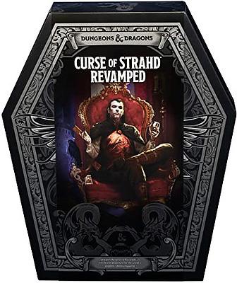 Einfach und sicher online bestellen: D&D Curse of Strahd Revamped in Österreich kaufen.