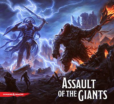 Einfach und sicher online bestellen: Dungeons & Dragons: Assault of the Giants (Engl) in Österreich kaufen.