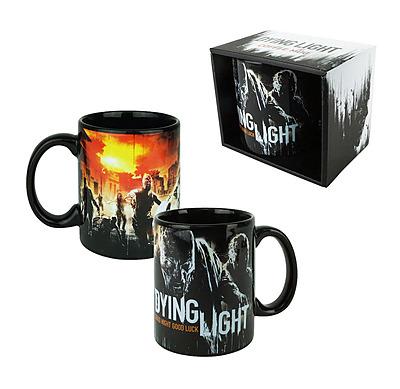 Einfach und sicher online bestellen: Dying Light Tasse Dusk in Österreich kaufen.