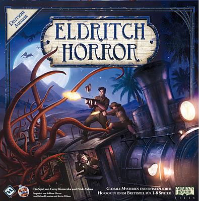 Einfach und sicher online bestellen: Eldritch Horror Brettspiel in Österreich kaufen.