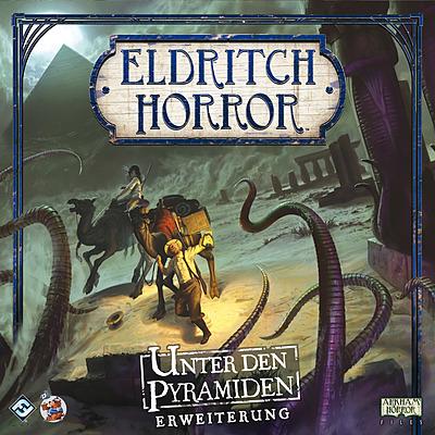 Einfach und sicher online bestellen: Eldritch Horror: Unter den Pyramiden in Österreich kaufen.