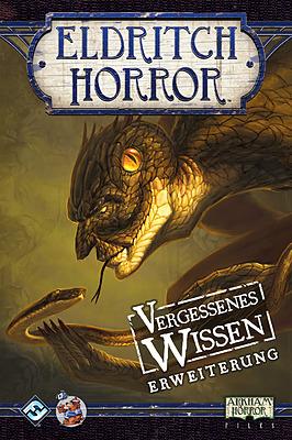 Einfach und sicher online bestellen: Eldritch Horror: Vergessenes Wissen Erweiterung in Österreich kaufen.
