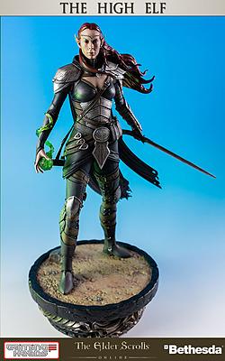 Einfach und sicher online bestellen: The Elder Scrolls Online Statue 1/6 High Elf 41 cm in Österreich kaufen.