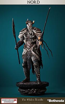 Einfach und sicher online bestellen: The Elder Scrolls Online Statue Nord 1/6 in Österreich kaufen.