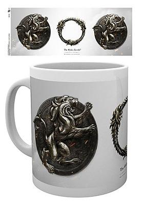 Einfach und sicher online bestellen: The Elder Scrolls Online Tasse Daggerfall in Österreich kaufen.