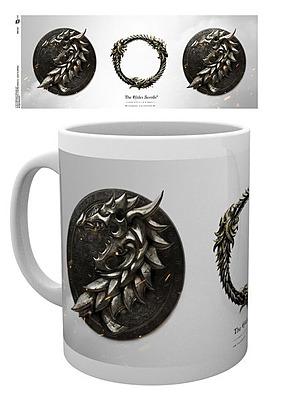 Einfach und sicher online bestellen: The Elder Scrolls Online Tasse Ebonheart in Österreich kaufen.